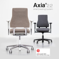 Axia 2.2 Red Dot Award