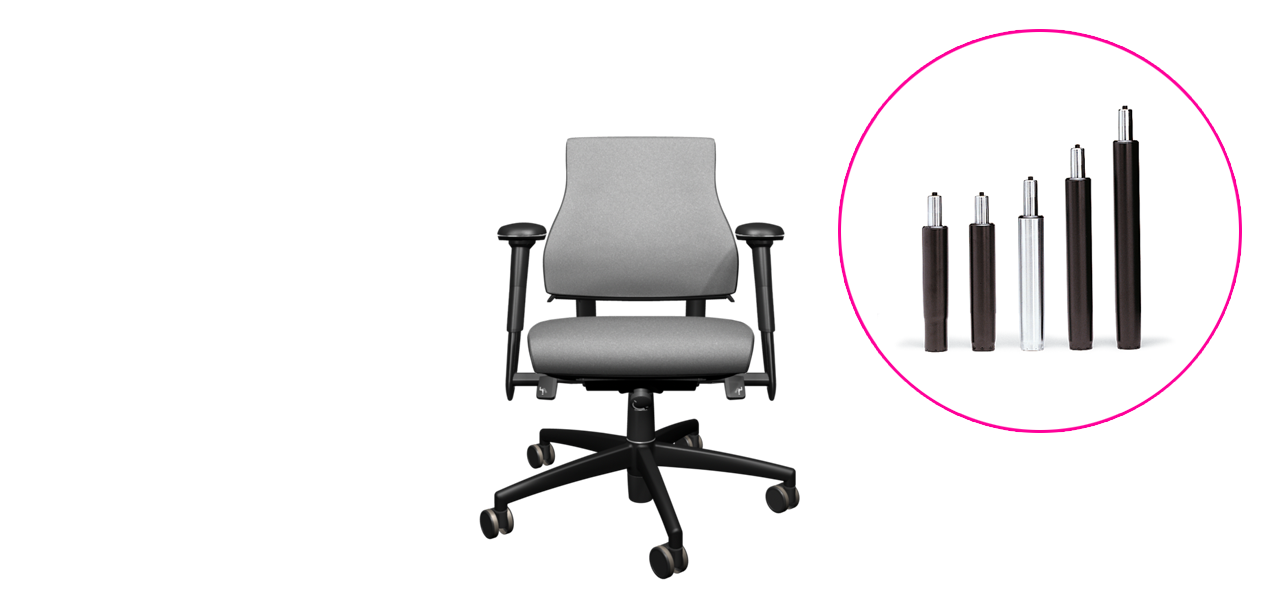 Office Chair For Small Or Light People