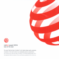 reddot award 2014, best of the best
