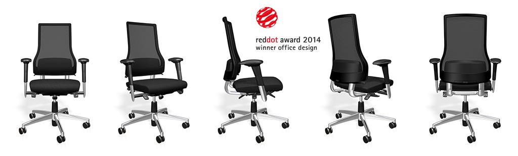 Axia 2.5 netweave Red Dot Design Award